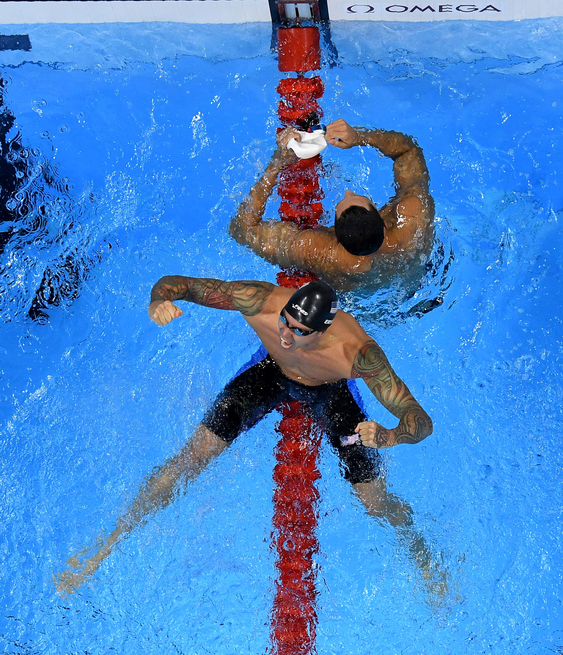 Olympic Swimmers Keep Breaking This Rule And Getting Away With It GettyImages 589029308