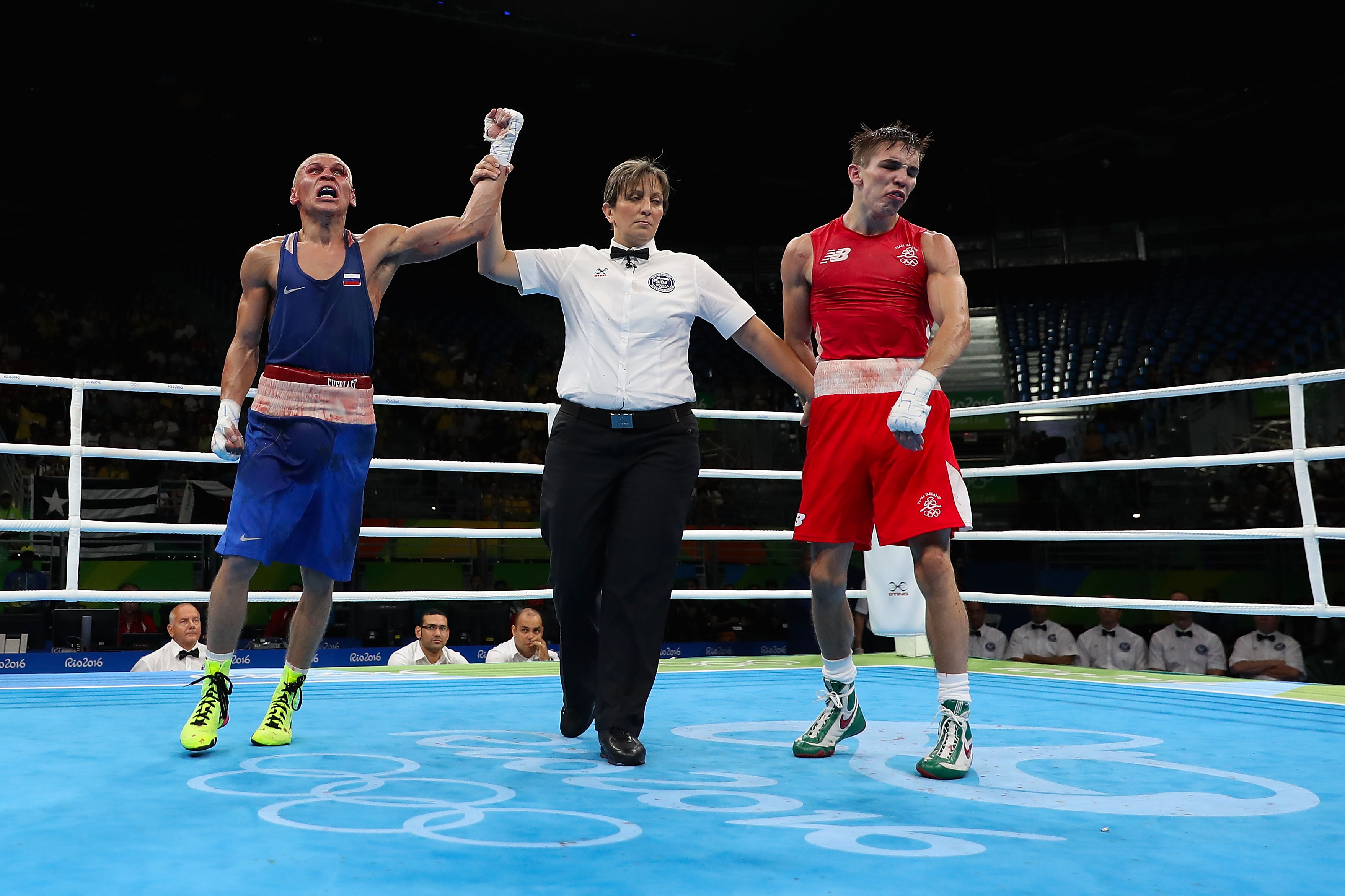 Boxing Statisticians Reveal Whether Michael Conlan Shouldve Won Yesterday GettyImages 590191060