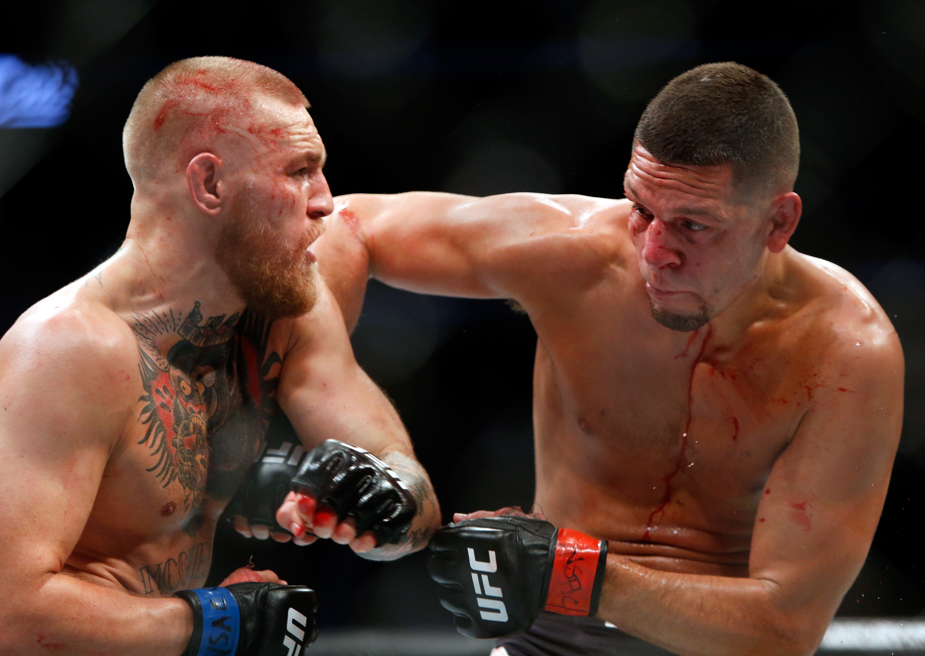 This Is How Long Nate Diaz Could Be Banned For Vaping Cannabis GettyImages 592620850