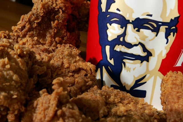 KFC's Secret Recipe Discovered In Old Scrapbook GettyImages 72301196 640x426