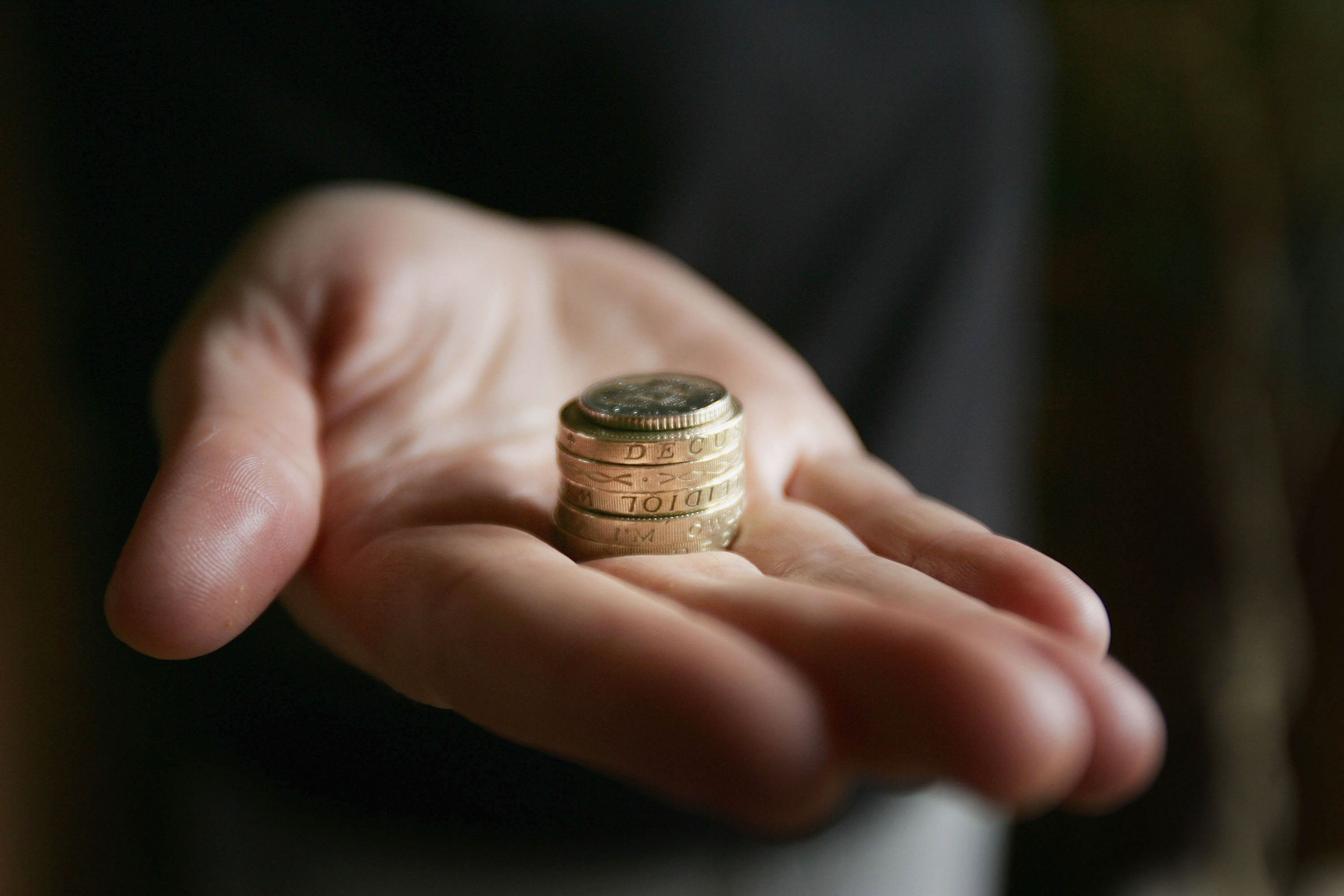 Check Your Pockets, Your Change Could Be Worth A Small Fortune GettyImages 72573749