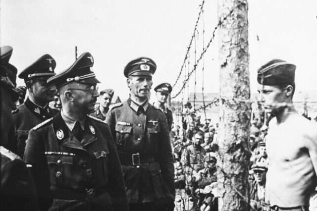 Newly Discovered Journals Give Horrifying Insight Into Man Behind The Holocaust GettyImages 807542 640x426