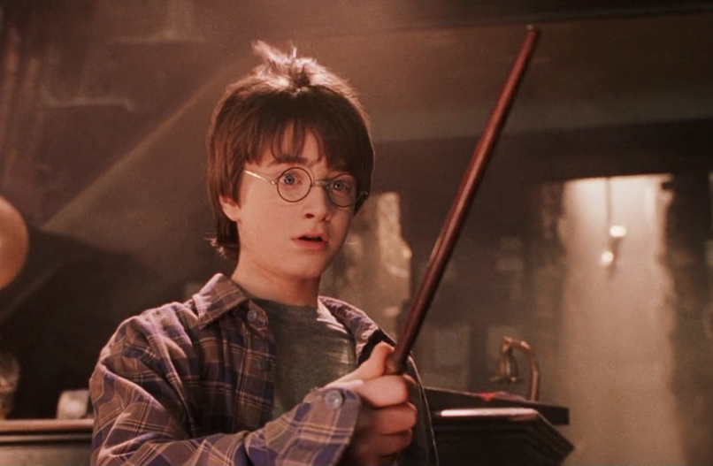 There May Be Three New Harry Potter Films In The Making Harry Potter wand