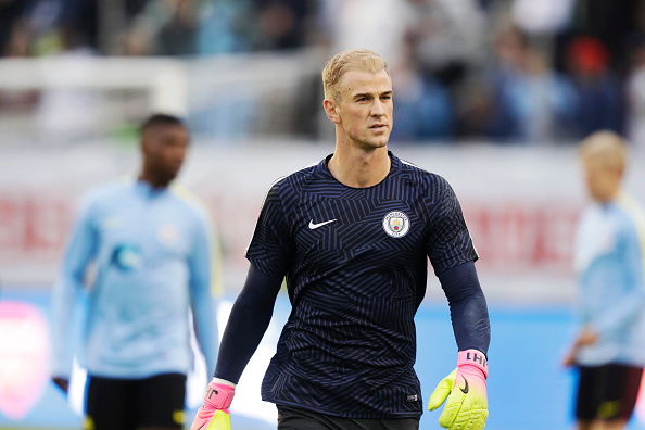 Guardiola Makes Huge Claim About Dropping Star Players Hart Getty City