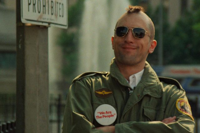 Top Ten Psychopaths In Cinema According To An Expert Heroes Vs Villains   Travis Bickle featured photo gallery 640x426