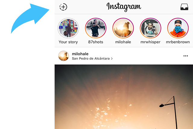 How To Use Instagram Stories Instagram Stories 1