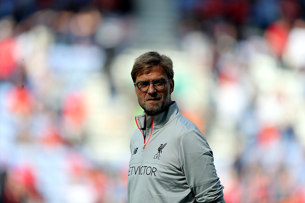 Liverpool Join Chelsea And Arsenal In Chase For £50 Million Man Klopp Getty Training Top 1