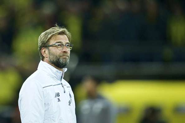 Liverpool Boss Ready To Splash More Cash To Land Defender Klopp Getty VI images