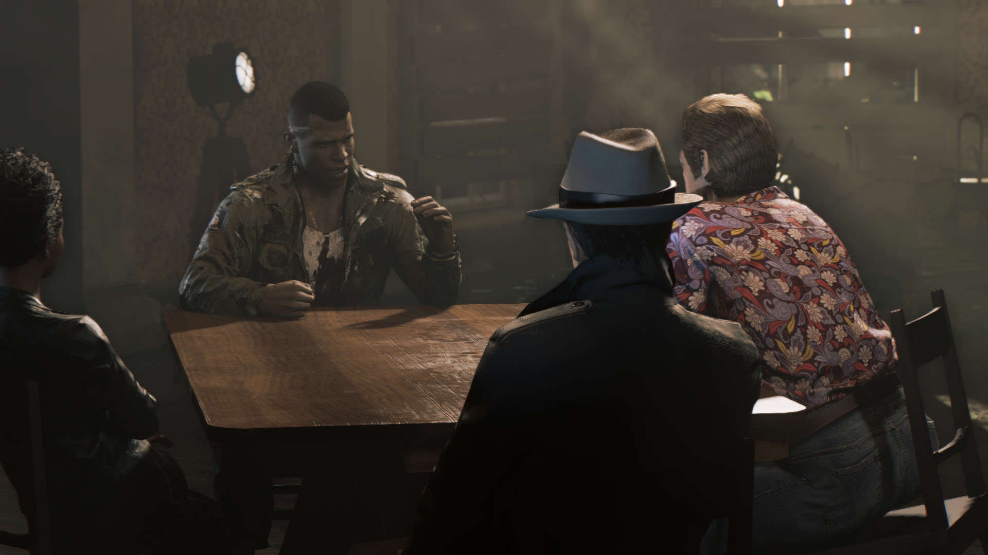 Mafia 3 Trailer Takes A Violent Tour Of New Bordeux Mafia3 SitDown