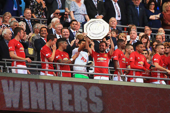Mourinhos Explanation For Taking Mata Off Did Not Go Down Well Mata Getty Shield Lift