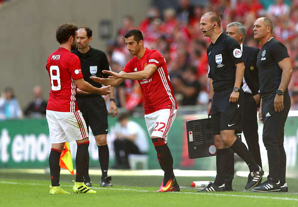 Manchester United Keen To Offload Unwanted Duo Before Season Starts Mata Getty Sub