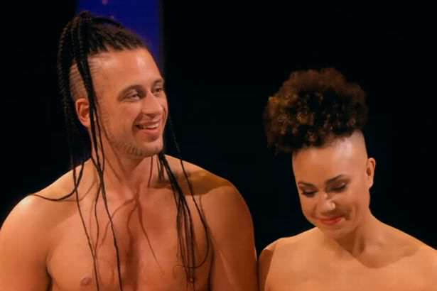 Naked Attraction Contestant Reveals What Its Like To Be On Show Matty and Aina on Channel 4s Naked Attraction