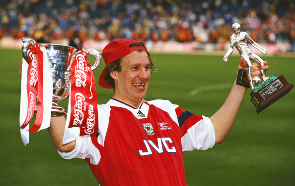 Arsenal Legend Sums Up What We All Think About Wenger Merson Getty