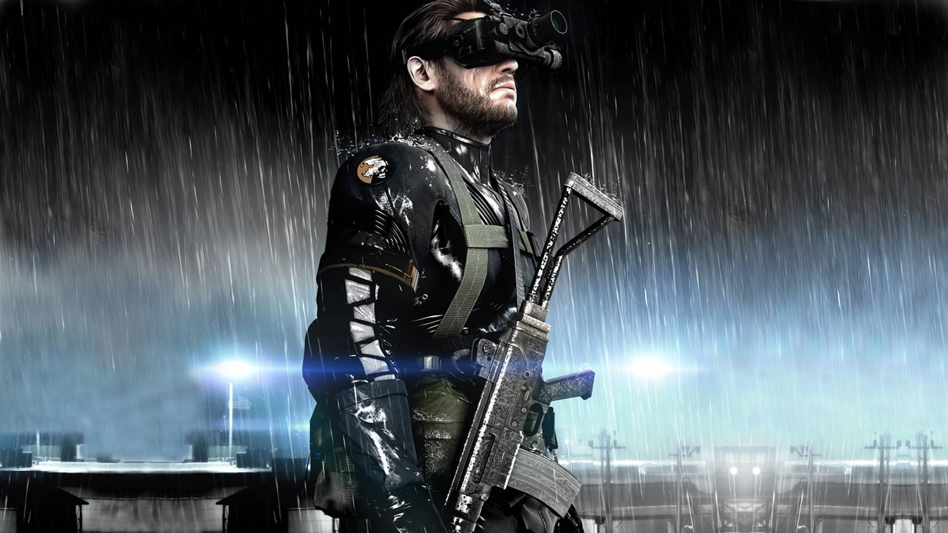 Metal Gear Solid 5: The Definitive Experience Officially Announced Metal Gear Solid V