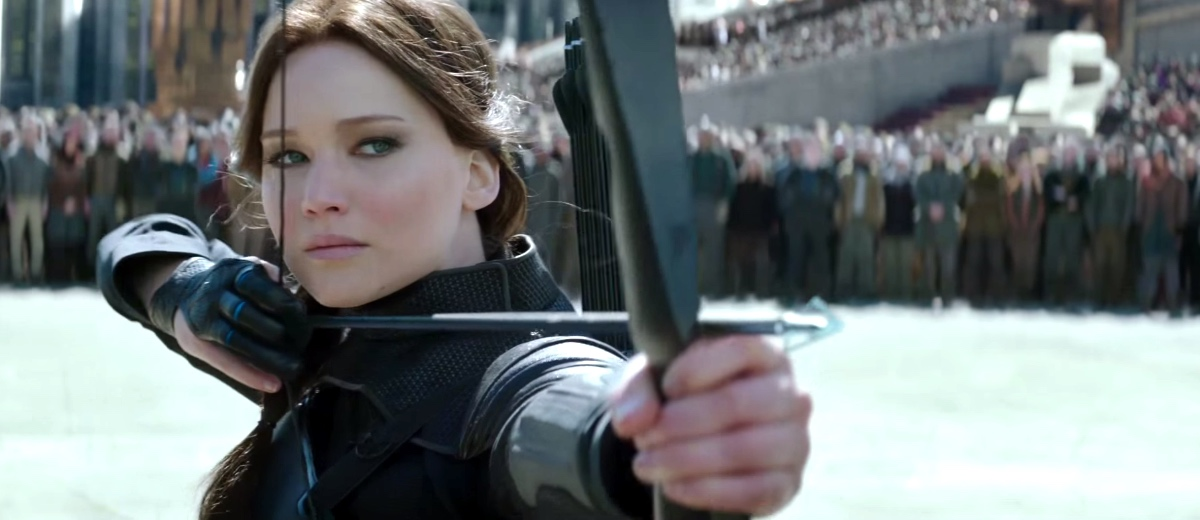 This Is How Much Jennifer Lawrence Made This Year Mockingjay Part 2 Katniss