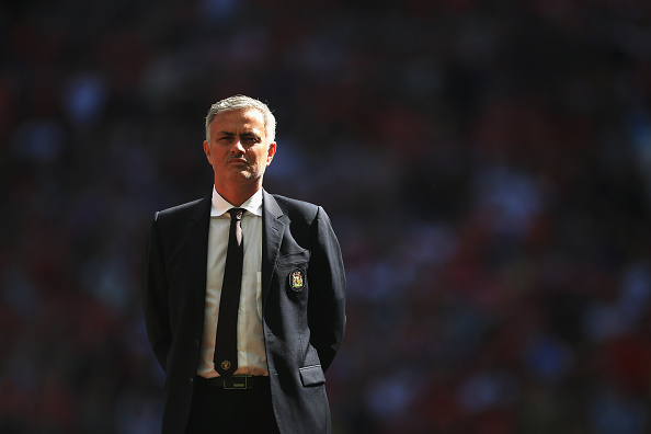 Real Madrid Galactico Set For Huge Manchester United Move? Mourinho Getty MU Shield 1