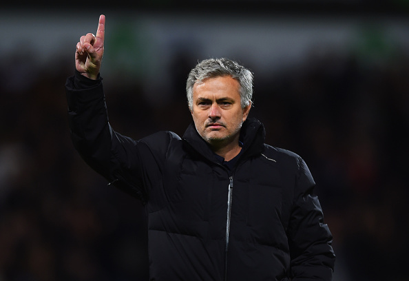Mourinho Claims Defensive Outcast Is Needed And Wont Be Sold Mourinho Getty Point