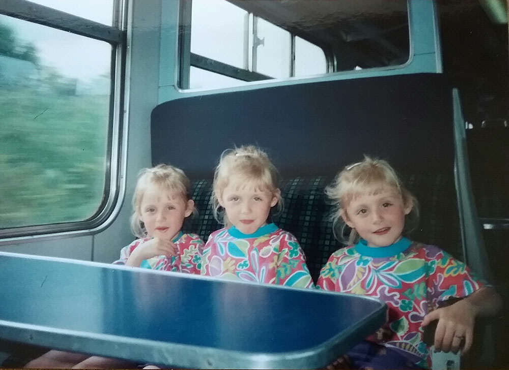 Meet Worlds Most Identical Triplets Who Do Absolutely Everything Together NEWSDOG Worlds Most Identical Triplets33