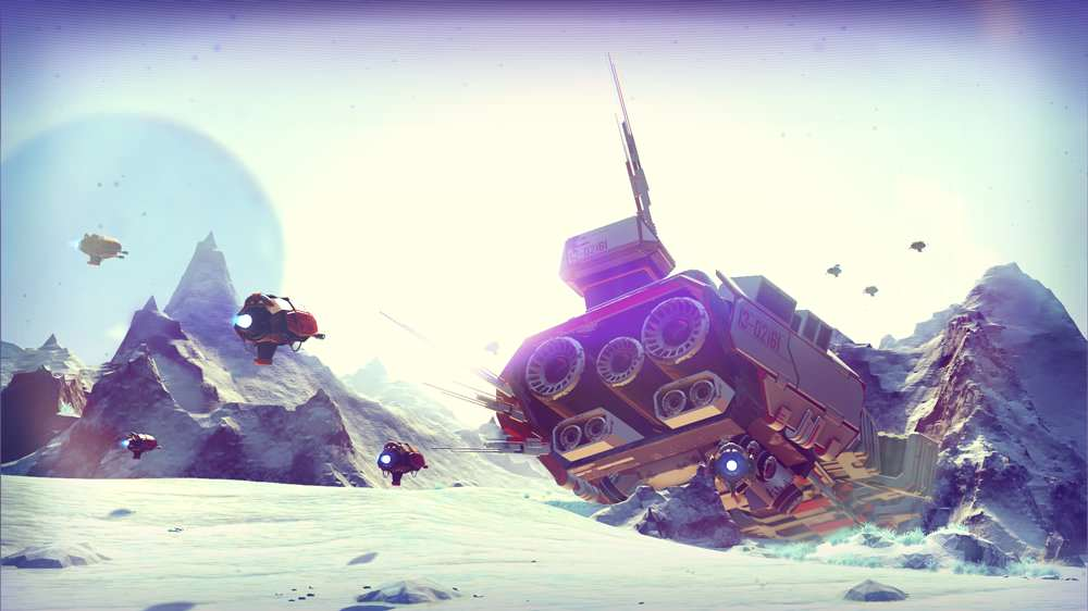 How To Dodge No Mans Skys Potentially Game Breaking Glitch No Mans Sky screenshot 2