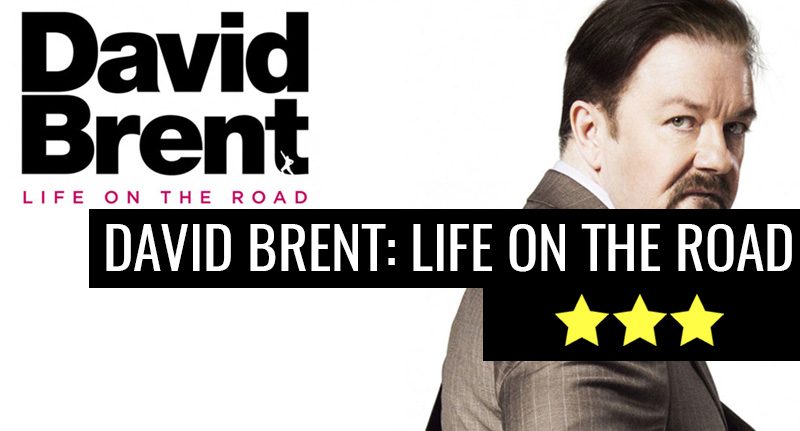 The Boss Is Back In David Brent: Life On The Road On the road review thumb 1
