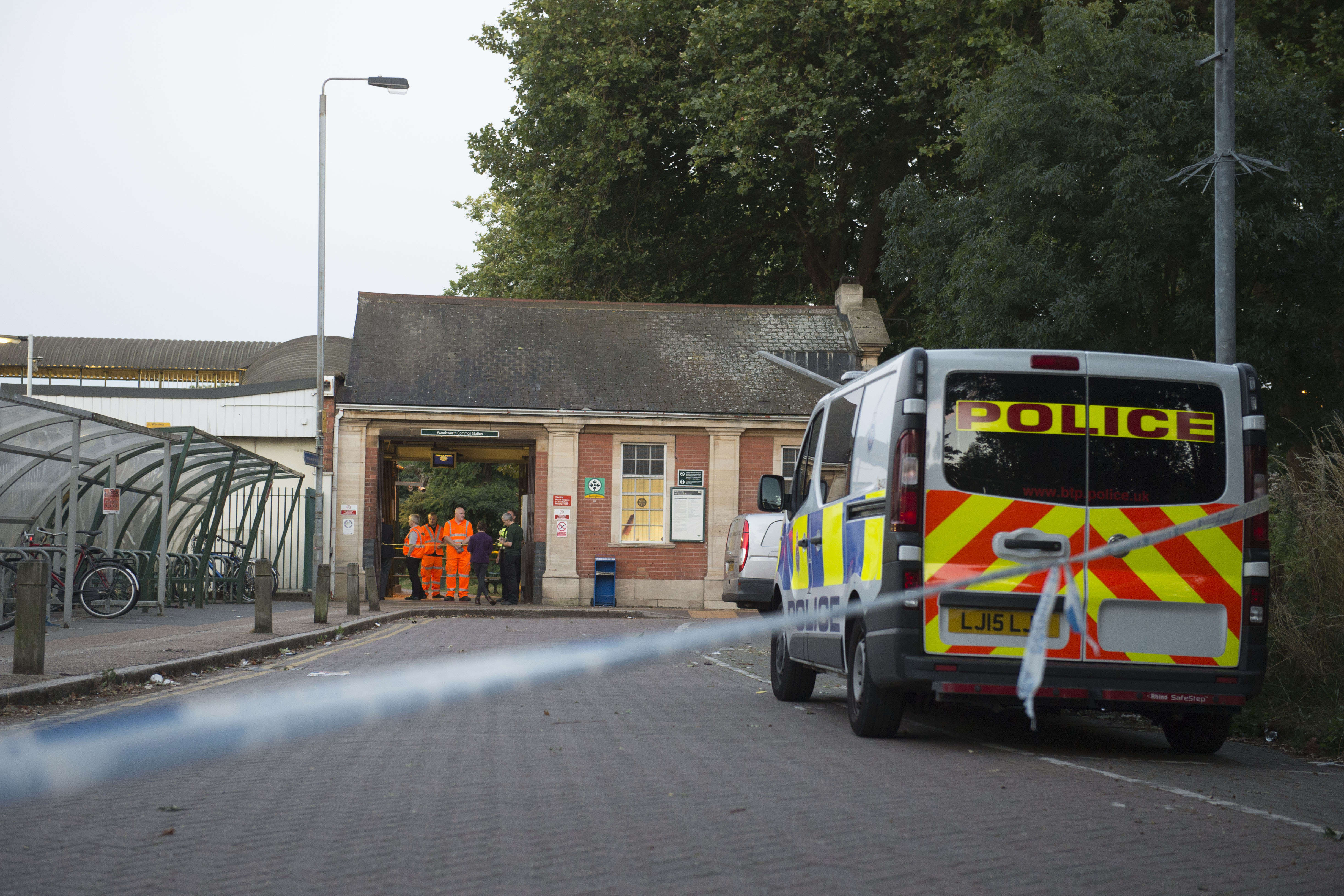 Man Killed After Sticking Head Out Of Train Window PA 28265679