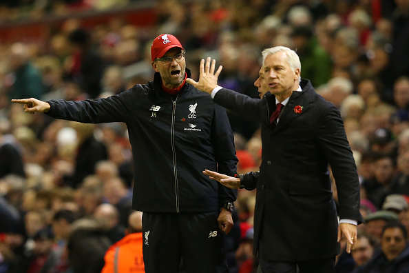 Klopp Accepts Unwanted Star In Squad After Failure To Sell Pardew Klopp Getty