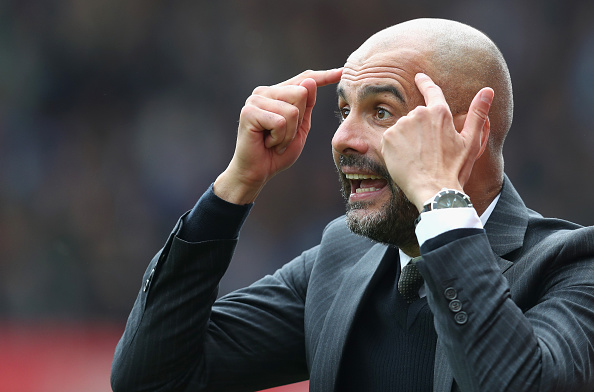 Barcelona Set To End Harts Manchester City Nightmare Pep Getty Temple 1
