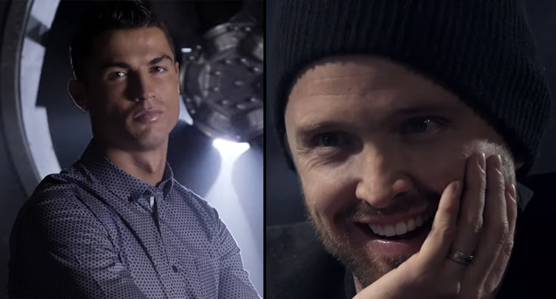 ronaldo poker player aaron paul
