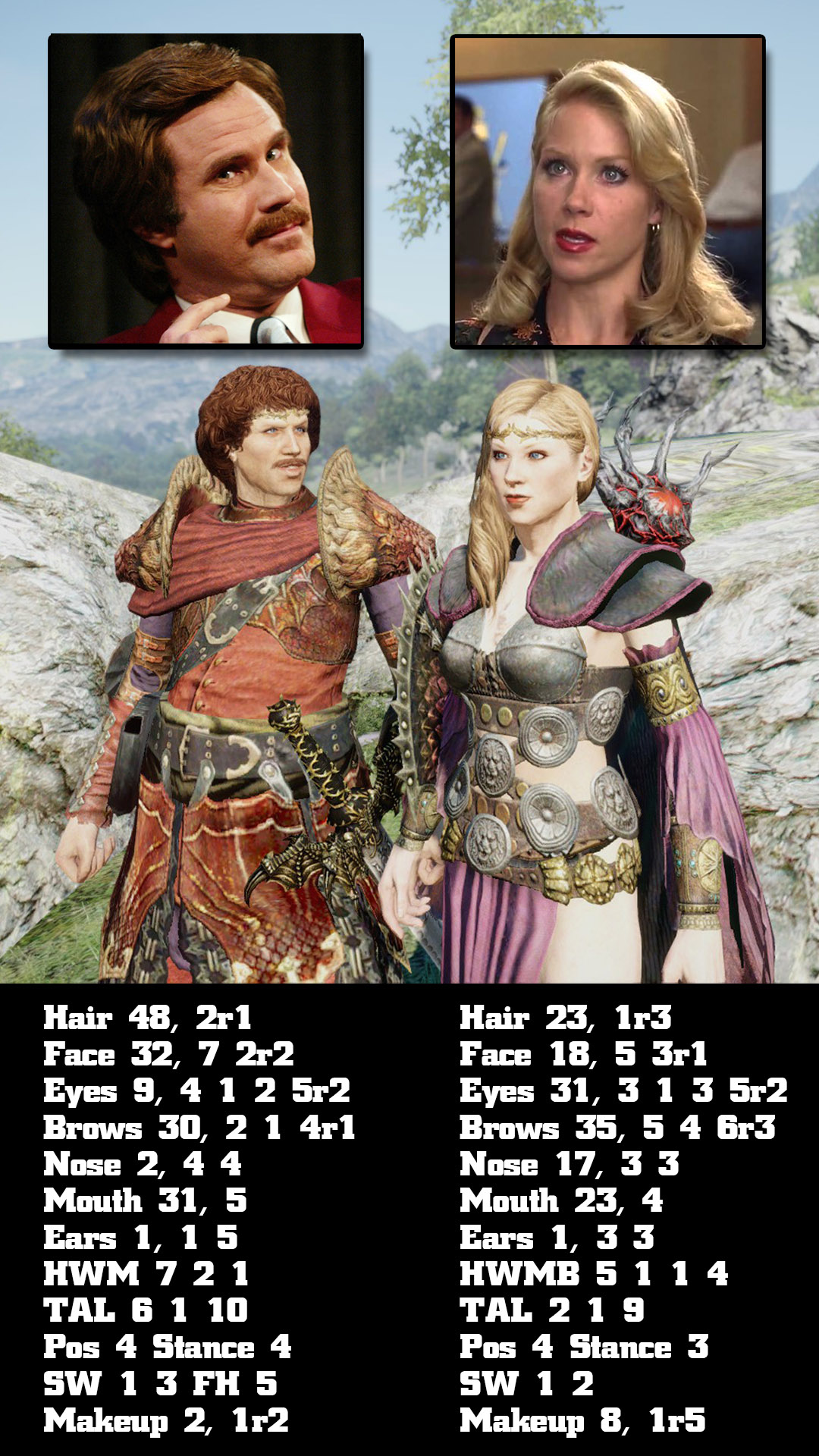 These Dragons Dogma Character Creation Formulas Are Incredible RTtkVqW