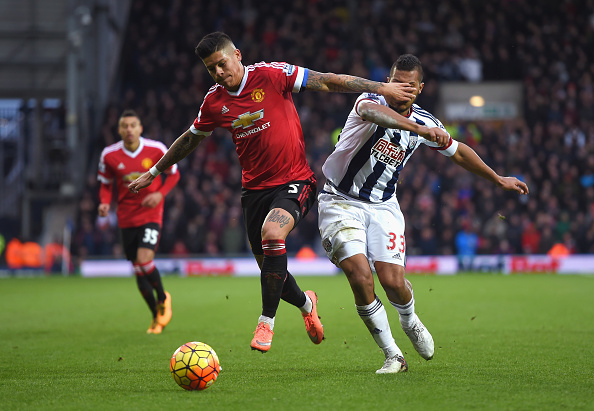 Mourinho Claims Defensive Outcast Is Needed And Wont Be Sold Rojo Getty