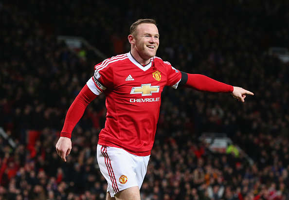 Zlatan Gushes About Teammate, Footballs Newest Bromance Has Arrived Rooney Getty MU