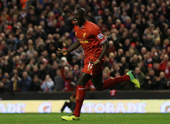 Liverpool Set To Let Massive Fan Favourite Leave After Fitness Concerns Sakho Getty
