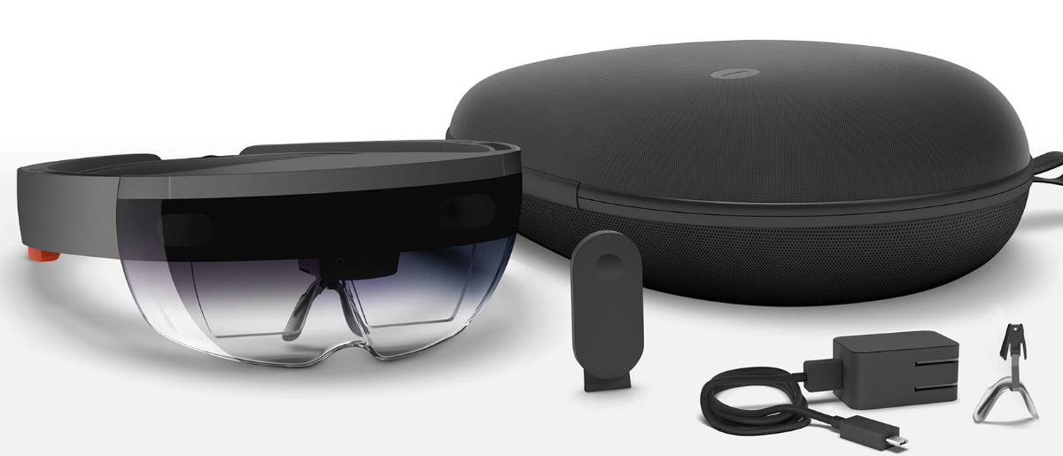 HoloLens Commercial Edition