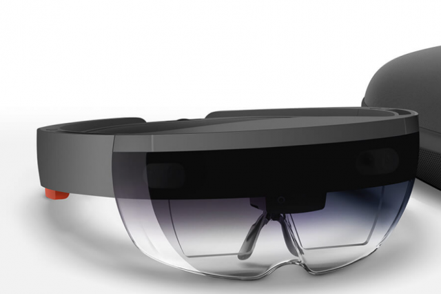 Microsoft HoloLens Commercial Version Now Available