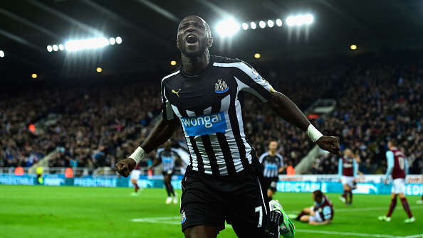 Sissoko Newcastle Getty