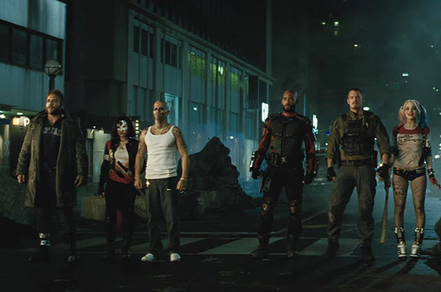 Suicide Squad, DCs Answer To Guardians Of The Galaxy Suicide Squad trailer 2016 billboard 650