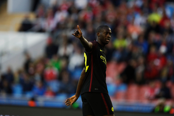 Guardiola Makes Huge Claim About Dropping Star Players Toure Getty City