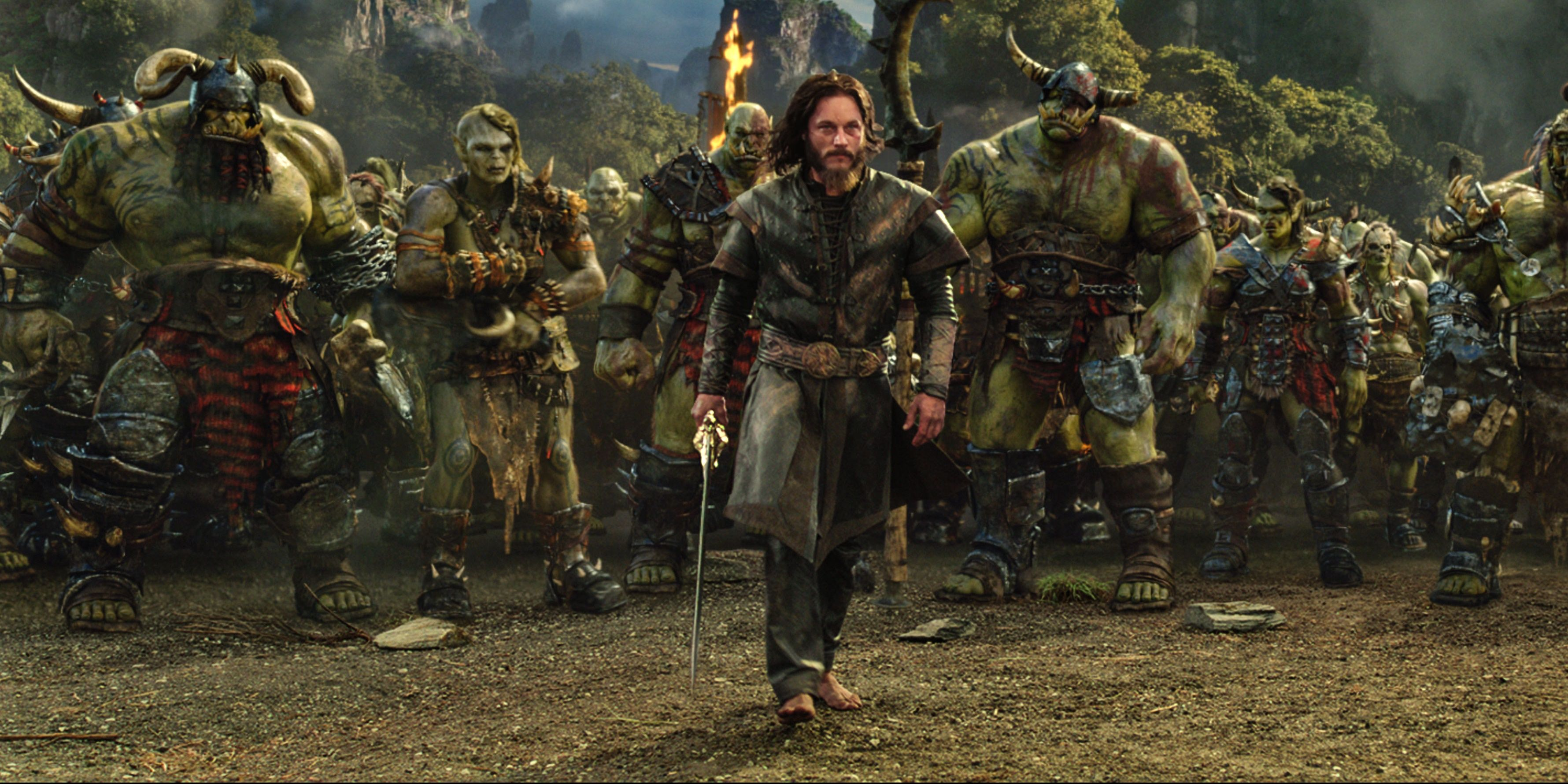 Warcraft Director Has Conflicting Feelings Towards Movie Warcraft Movie Anduin and Orcs