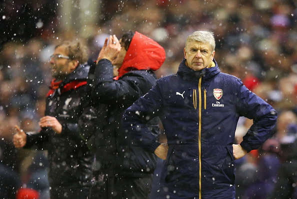 Arsenal Face Losing Best Two Players After Contract Extension Rejection Wenger Getty 2