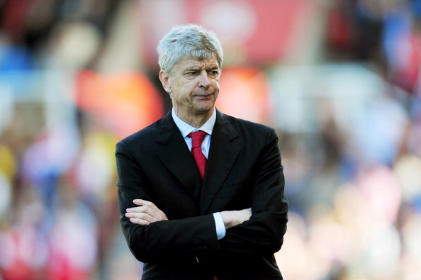 Arsenal Priced Out Of Move For Top Target As Disastrous Summer Continues Wenger Getty Fed Up
