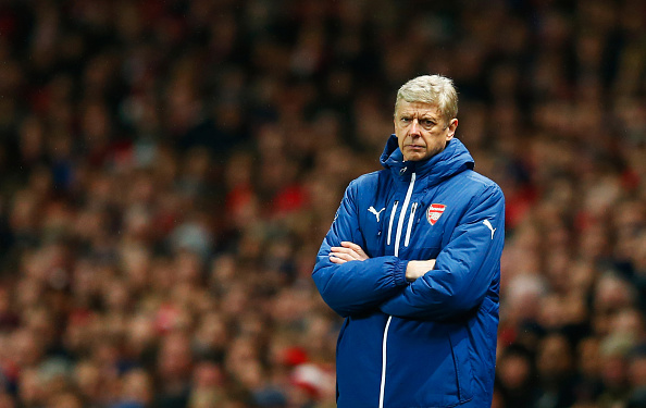 Arsenal Forced To Switch Transfer Target As Move For Defender Stalls Wenger Getty Glum 2