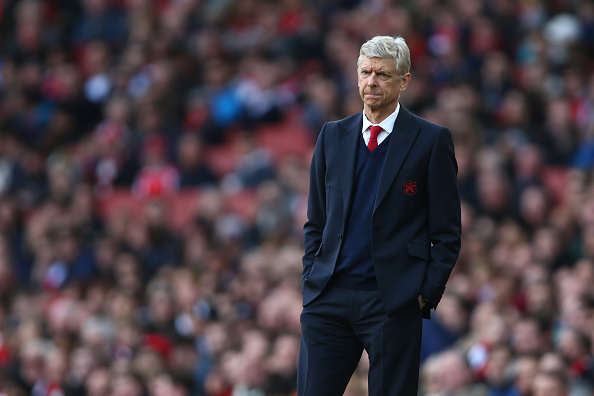 Wenger Explains Why He WONT Spend Money In Transfer Market Wenger Getty Stood neutral 1