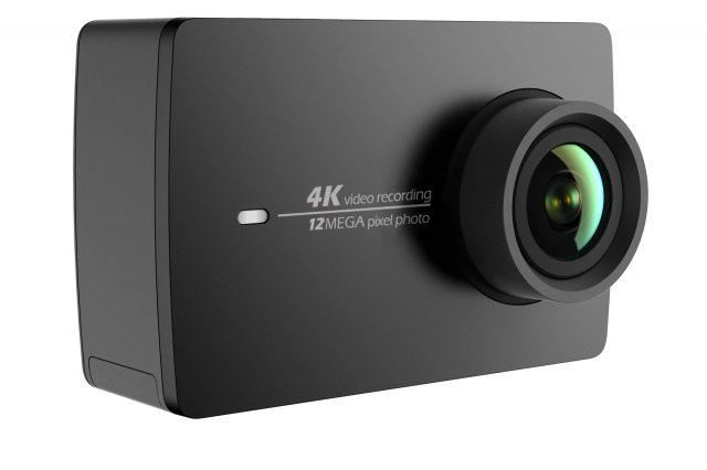 This 4K Action Camera Will Record in 4K For 120 Mins Straight YI 4K Action Camera Black 640x426