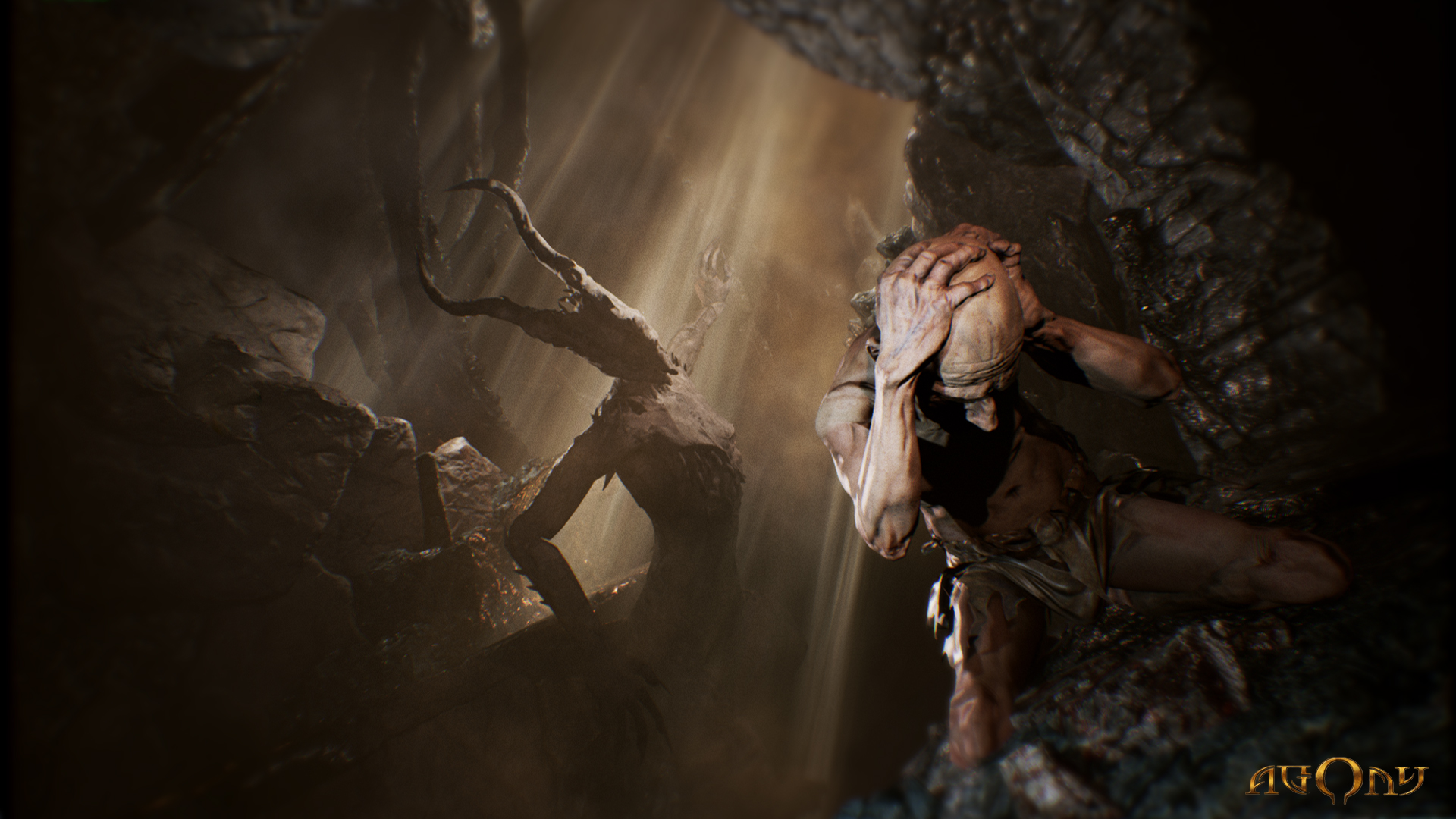 New Horror Title Agony Could Be The Scariest Game Of 2017 agony5