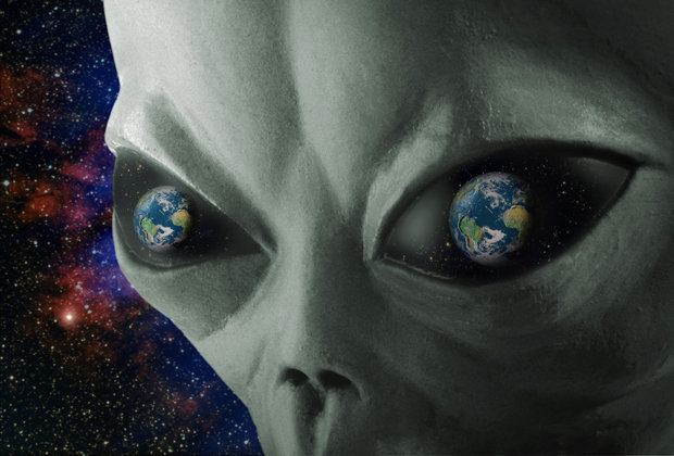 Scientists Discover 'Second Earth' Which Could Support Human Life alien1 1