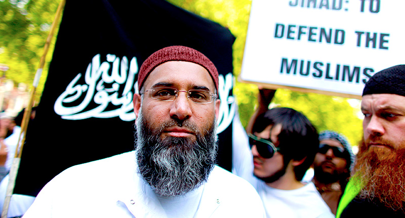 BREAKING: Anjem Choudary Convicted Of Supporting ISIS anja