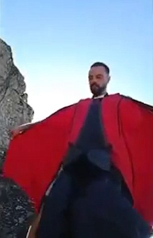 Wingsuit Pilot Broadcasts His Own Death On Facebook Live armin3