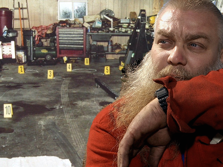 Making A Murderers Steven Avery Opens Up About Brendans Release avery1