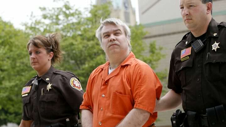 Making A Murderers Steven Avery Opens Up About Brendans Release avery2