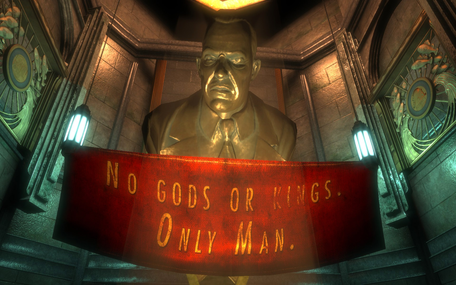 Check Out BioShocks Iconic Opening Minutes Remastered bioshock pc.0